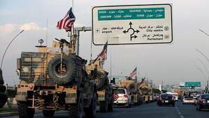 Iraktan Suriyeden gelen ABD askerlerine ilişkin açıklama