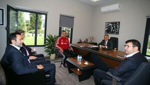 Ahmet Nur Çebi ile Abdullah Avcı bir arada