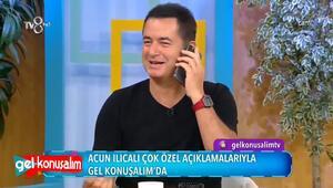 Emre Belözoğlu, canlı yayın esnasında Acun Ilıcalıyı ararsa...