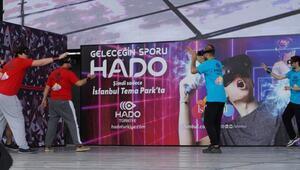 Artırılmış gerçeklik sporu Hado Türkiyede