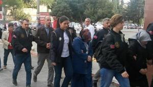 Kahramanmaraşta FETÖ operasyonu: 8 gözaltı