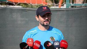 Erol Bulut: Oynadığımız futbolu aynı şekilde Gaziantepte de...