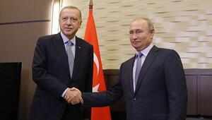 Son dakika... Kritik zirve öncesi Cumhurbaşkanı Erdoğan ve Putinden önemli açıklamalar