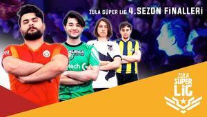 Zula Süper Lig 4. sezon final heyecanı için geri sayım başladı