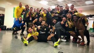 Yeni Malatyaspor bu sezon ilk kez üst üste maç kazandı