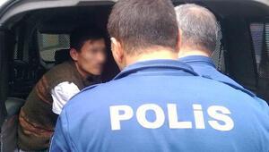 Manisa'da iğrenç olay Güvenlik kameralarını izlediler ortalık fena karıştı...