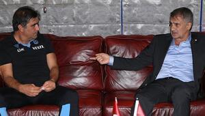 Şenol Güneş: Trabzonspor iyi işler yapıyor, iyi izlenim bırakıyor...