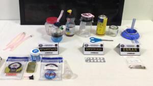 Çanakkale'de uyuşturucuya 2 tutuklama