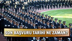 POMEM başvuruları ne zaman bitiyor 7 bin polis alımı başvuruları nasıl yapılır