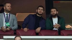 TT Stadında sürpriz isim Khabib Nurmagomedov