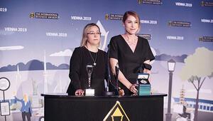 Total Oil Türkiye'ye Viyana'da 5 ödül
