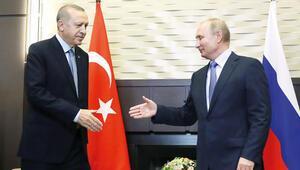 Putin ve Erdoğandan Soçi mutabakatı: Sınır 150 saatte temizlenecek
