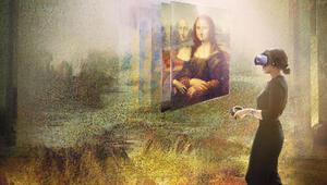 Mona Lisa sanal dünyada