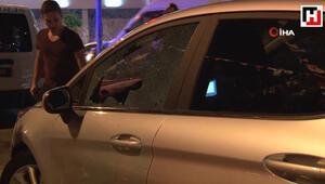 Kaza sonrası levyeyle saldırdı iddiası