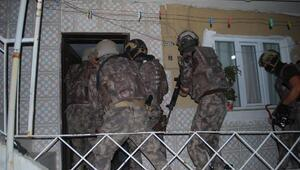 Denizlide uyuşturucu operasyonu: 10 gözaltı