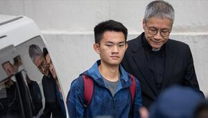 Hong Kongdaki iade yasa tasarısının müsebbibi serbest bırakıldı