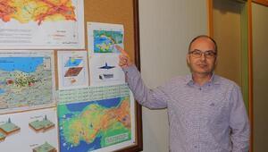 Doç Dr. Ulutaş: Marmarada tsunami tehlikesi var