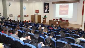ERÜde Türkiye'de Konaklama Sektörünün Dinamikleri dersi
