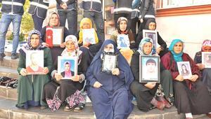 HDP önündeki eylemde 51inci gün