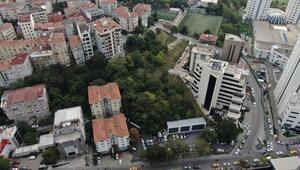 Beşiktaştaki araziye alıcı çıkmadı
