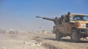 Terör örgütü YPG/PKK Azez'e saldırdı: SMOdan 4 şehit, 7 yaralı