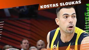 Euroleaguede son 10 yıla damga vuranlar açıklanıyor Sloukas aday listesinde...