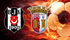 Beşiktaş Braga maçı ne zaman, saat kaçta hangi kanaldan canlı yayınlanacak