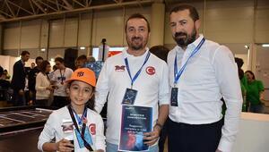 Romadaki Maker Faire Fuarında Türk rüzgarı