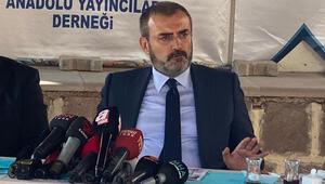 AK Partili Ünal: Türkiye sınır güvenliğini sağlamıştır