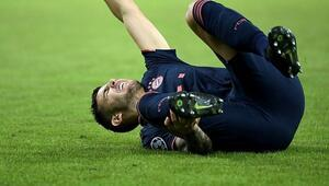 Bayern Münihe Lucas Hernandezden kötü haber