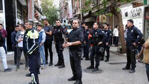 Esnaf polisle kavga etti: 5 yaralı