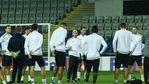 Wolfsberger, Medipol Başakşehir maçı hazırlıklarını tamamladı