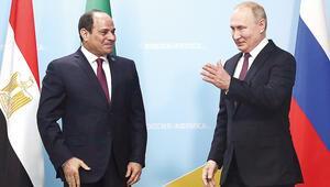 Putin'den Soçi'de Afrika zirvesi