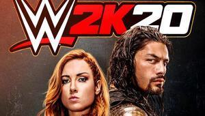 WWE 2K20 satışa sunuldu: İşte tüm yenilikler