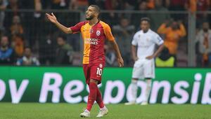 Galatasarayda küfür krizi Belhanda...