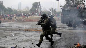 Şilide protestocular kalıcı çözümler istiyor