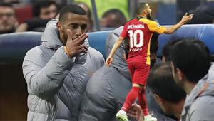 Galatasaraydan son dakika kararı Belhanda resmen satılık...