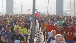 Vodafone İstanbul Maratonunda koşuculara patenciler eşlik edecek