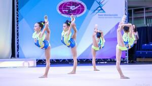 Estetik Cimnastik'te tarihi başarı