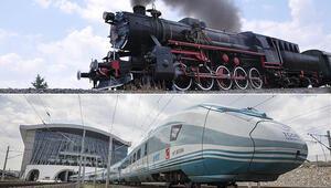Kara tren artık Türk tekeriyle yol alacak
