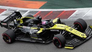 Formula 1de Renault diskalifiye edildi