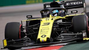 Formula 1de Renaulta diskalifiye cezası