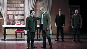 Milli Mücadele opera sahnesinde
