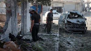 YPG/PKKdan Tel Abyadda terör saldırısı