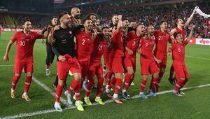 Türkiye FIFA dünya sıralamasında kaçıncı sırada