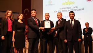 Yüksek Teknoloji Ödülünü Vestel aldı