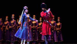 Kaf Dağı'nın dansçıları