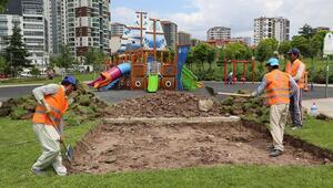 Altındağ'a 20 yeni park