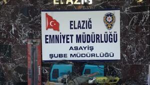 Elazığda hırsızlık operasyonu: 3 tutuklama