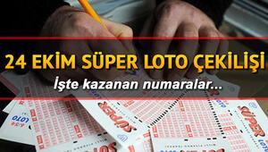 Süper Loto haftaya devretti 24 Ekim MPİ Süper Loto çekiliş sonuçları